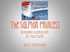 The Salmon Princess and Cinderella Unit A Cinderella Story, The Book, Salmon, Lyrics, The Unit, Teaching, Princess, Language Arts, Mini