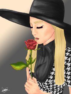 Sandara Park of 2NE1♥ Fanart echo por mi*-* BlueTezzy.DeviantART.com