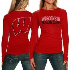 WISCONSIN T-Shirt - Long Sleeve