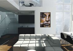 my painting - interior proposal
