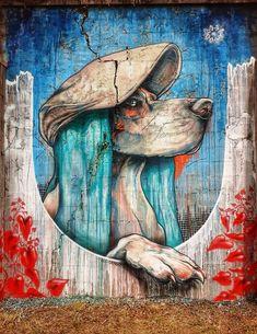 Ale Senso street art