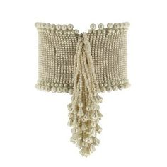 Bracelet de bras - Brassard indien en perles - Mode femmes: ShalinCraft: Amazon.fr: Bijoux