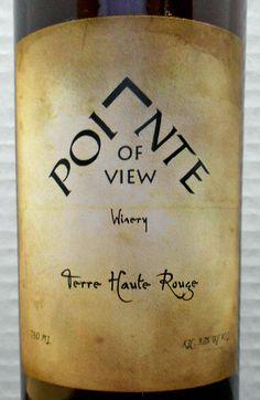 North Dakota (Pointe of View Winery Terre Haute Rouge)
