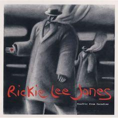 Rickie Lee Jones - Traffic From Paradise on 200g LP