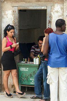 CUBA...Fosforero #Cuba