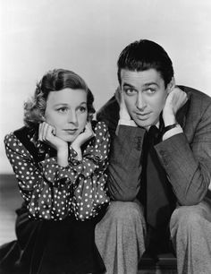 The Shop Around The Corner, or, how to fall in love with Jimmy Stewart in 99 minutes. Lubitsch kitsch and I wouldn't have it any other way.