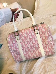christian dior vintage bag on Mercari Dior Purses, Dior Handbags, Cute Handbags, Purses And Handbags, Dior Bags, Luxury Purses, Luxury Bags, Vintage Bags, Vintage Handbags