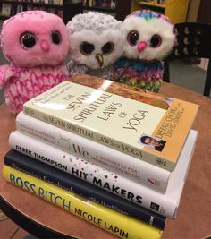 I went to @barnesandnoble last night to look for a good book to read this week. THEN spotted these @beaniebabies.inc owls. I LOOOOVE owls. I didn't get that last night because I thought I was spending frivolously. But...today...I still want these owls. Going back for them