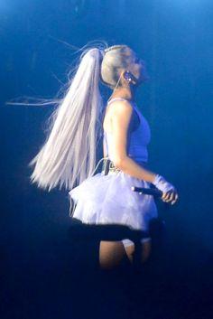 Ariana Grande Coachella rare 007 (No Tears Left To Cry Performance)