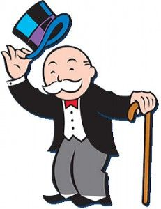 All kinds of Monopoly clipart...FREE!!