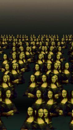 Mona Lisa - convention