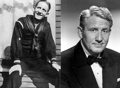 Famous Veterans born on this day include Hollywood legend #SpencerTracy (b:4/5/1900-d:6/10/1967). Tracy joined the U.S. Navy along with his best friend (and later fellow actor) Pat O'Brien. Check out 100s of actors, singers, artists, writers, athletes and more who all served: FamousVeterans.com Famous Veterans, Armed Forces, Athletes, Writers, Singers, Best Friends, Hollywood, Artists, Actors