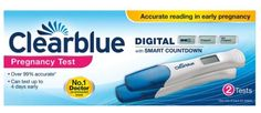 Coupon – Save $1.00 On Clearblue Digital Pregnancy Test