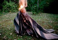 Fall 2013 Wedding Dress by Tara LaTour 8 Tilda