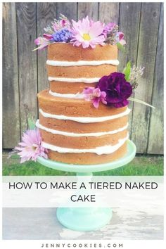 How to Make a Tiered