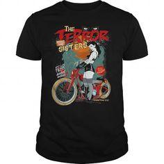 I Love The Terror Sisters Shirts & Tees