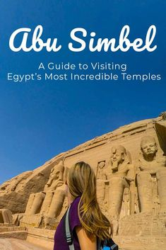 south africa travel clothes - How to Visit Abu Simbel from Aswan (And Why You Should Israel Travel, Egypt Travel, Africa Travel, Travel Articles, Travel Tips, Travel Abroad, Travel Ideas, Visit Egypt, Morocco Travel