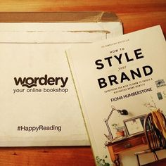 So excited this came in the mail today! @thebrand_stylist #wordery #HappyReading