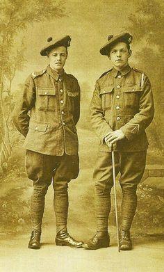 1/9th Royal Scots c.1916.