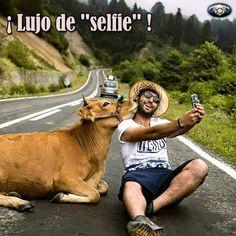 Presente Consciente: Un lujo de Selfie