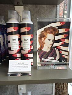 R+Co Vicious Strong Hold Flexible Hairspray 9.5 OZ | $29.00  #BUZZ SALON