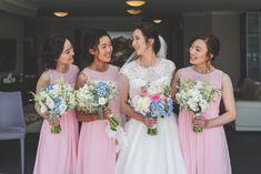 Julia + Sihan's Stoneridge Wedding | Queenstown Wedding Packages Bridesmaid Dresses, Wedding Dresses, Fashion, Bridal Dresses, Moda, Bridal Gowns, Bridesmaid A Line Dresses, Wedding Gowns, Weding Dresses