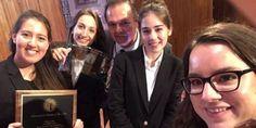 Παγκόσμια διάκριση στο Μεξικό για την Κεφαλονίτισσα Σοφία Στελλάτου και την ομάδα της Νομικής Σχολής Αθηνών