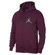 e0a5a893 Jordan Flight Graphic Fleece Full Zip Hoodie - Men's Full Zip Hoodie, Sport  Wear,