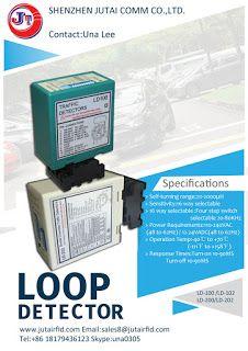 Vehicle Loop Detector Vehicle Loop Detectors Traffic Inductive Loop Vehi Parking Solutions Detector Loop