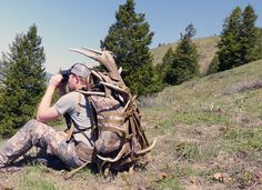 Why Tactical Military Packs Are Perfect For Hunting? Tactical Packs, Hunting Packs, Voodoo Tactical, Bradley Mountain, Be Perfect, Pouches, Weights, Things To Come, Military