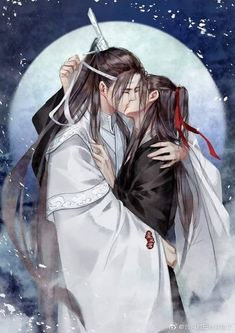 , The Untamed (WangXian Oneshots /MDZS/Grand Master Of Demonic Cultivation) , Hello Everyone Recently I have been watching the drama The Untamed I… # Fanfic # amreading # books # wattpad. Manga Anime, Comic Anime, Fanarts Anime, Anime Chibi, Anime Guys, Anime Art, Anime Fanfiction, The Grandmaster, Chinese Art