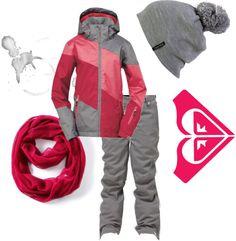 """Snowboarding Gear"" by blondevolume on Polyvore"