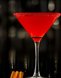 How to make the devils martini