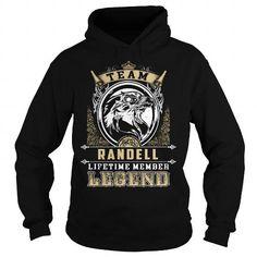 RANDELL, RANDELLBIRTHDAY, RANDELLYEAR, RANDELLHOODIE, RANDELLNAME, RANDELLHOODIES - TSHIRT FOR YOU
