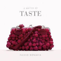 The award-winning Italian photographer Fulvio Bonavia has blended passion of fashion with the love of food and created a series of style accessories out of fruits, vegetables and daily food.