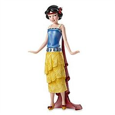 [I'm Wishing]Disney Princesses come to life in the lavish designs of the popular Art Deco visual arts style. With her flapper style pose, bare shoulders and drop-waist dress, Snow White embodies the look of the roaring 1920s.