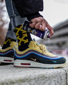 9015ac05a76 78 Best The Hottest Nikes Airmax 97 images in 2019