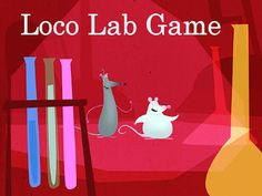Medical laboratory and biomedical science: Loco Lab Game for Science Kids