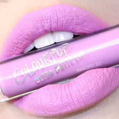 Colourpop Ultra Matte Liquid Lipstick :: KOALA