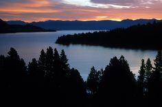 No doubt one of the most beautiful places on Earth. Flathead Lake, Montana