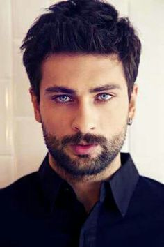 Fantastik #1 Siz hiç bir ruha aşık oldunuz mu? Gülüşünden bihaberke… #fantastik # Fantastik # amreading # books # wattpad Beautiful Men Faces, Gorgeous Eyes, Most Beautiful Man, Pretty Eyes, Cool Eyes, Amazing Eyes, Turkish Men, Turkish Beauty, Turkish Actors