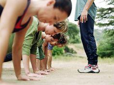 El ejercicio del día: Miércoles 16 de Septiembre