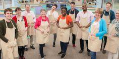 Season Three of The Great British Baking Show