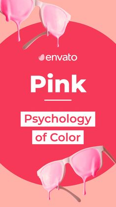 #Pink is associated with emotional depth and compassion, as well as support. A color of transformation and creativity, it encourages the birth of new thoughts and ideas. Find out how to use pink in your designs in our #ColorPsychology blog.