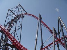 X2, Six Flags Magic Mountain, CA