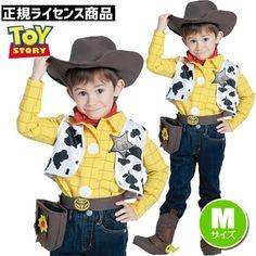 79e389bb1a057  ハロウィン コスプレ  ウッディ(子供用Mサイズ) (Woody M)