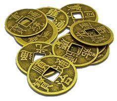 El poder de las piedras preciosas: Las monedas chinas Feng Shui, Humor, Personalized Items, White Magic, Charms, Humour, Moon Moon, Funny Humor, Lifting Humor