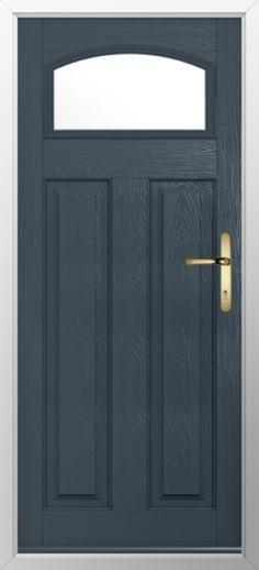 Traditional front door - Osberton   Front doors   Pinterest ...