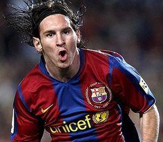 Lionel Andrés Messi (Rosario, Santa Fe, Argentina, 24 de junio de 1987)