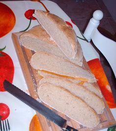 pane e pizza: Pan con levadura madre